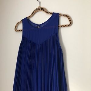 Anthropologie Dresses - Anthropologie Maeve Pleat Swing Dress